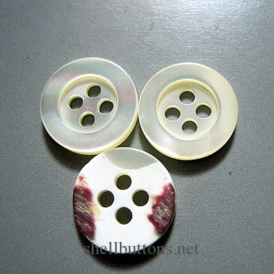 natural shell buttons wholesale