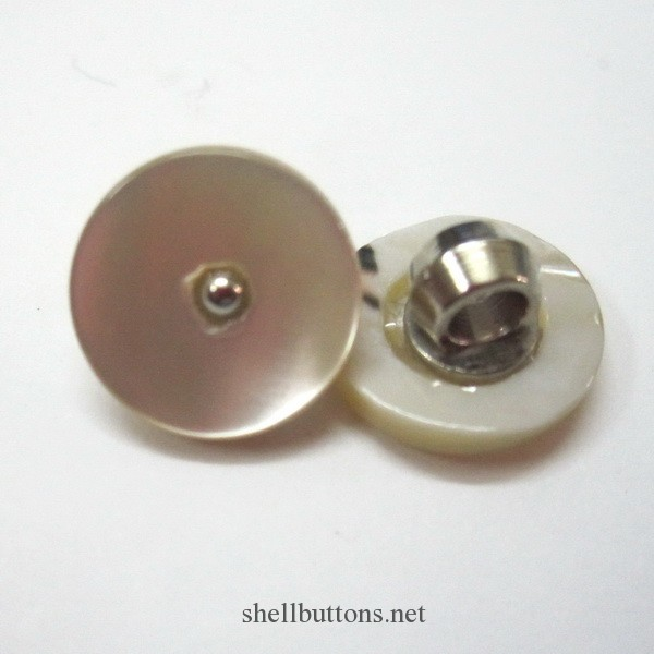 trocas shell buttons with Metal shank for sale