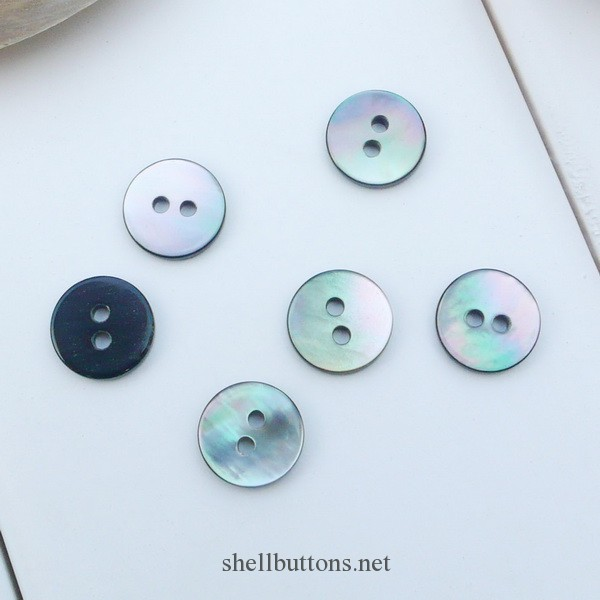 real shell buttons wholesale