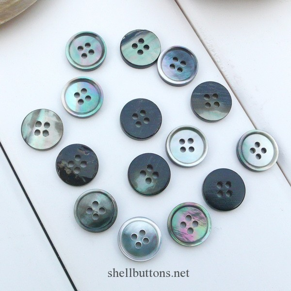 coloured mother of pearl buttons uk bulk
