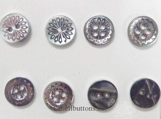 mother of pearl buttons vintage wholesale