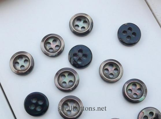 french mother of pearl buttons bulk
