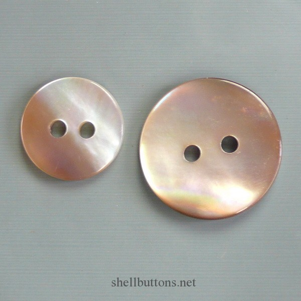 brown shell buttons wholesale