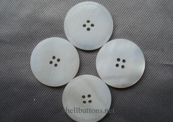big shell buttons wholesale