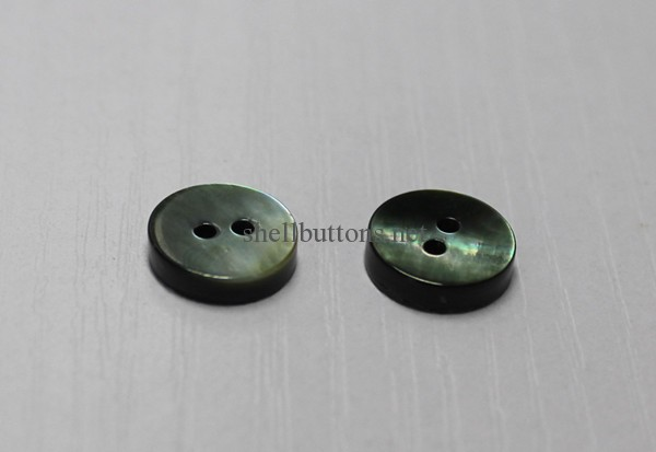 flat mother of pearl buttons wholesale