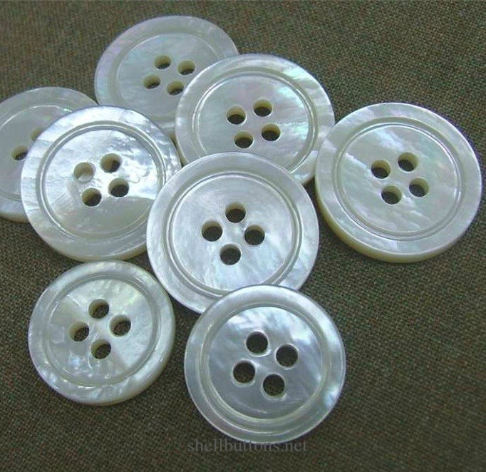 large mother of pearl buttons wholesale