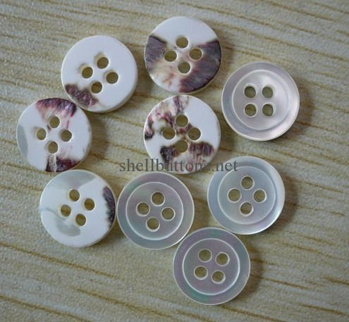 shell shirt buttons wholesale