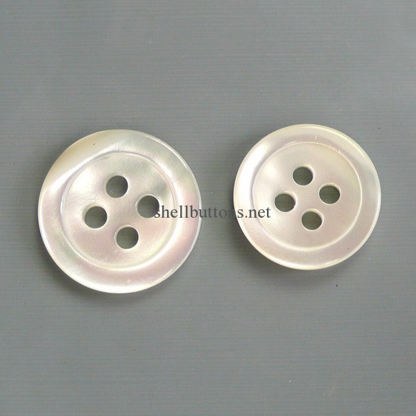 4 holes Shell Buttons wholesale
