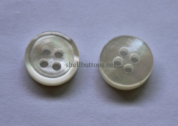 best quality white mother of pearl buttons for shirts