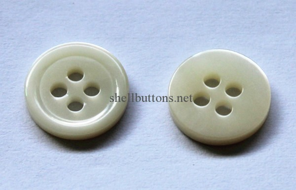 clean back trocas shell buttons wholesale