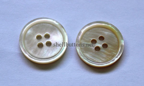 single white mother of pearl buttons for shirts