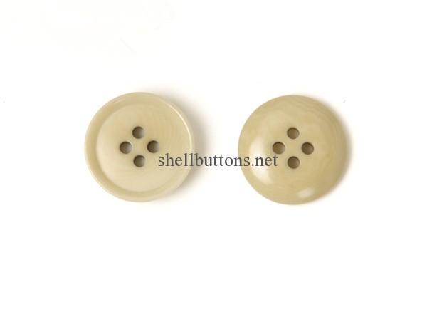 Natural Corozo Buttons wholesale