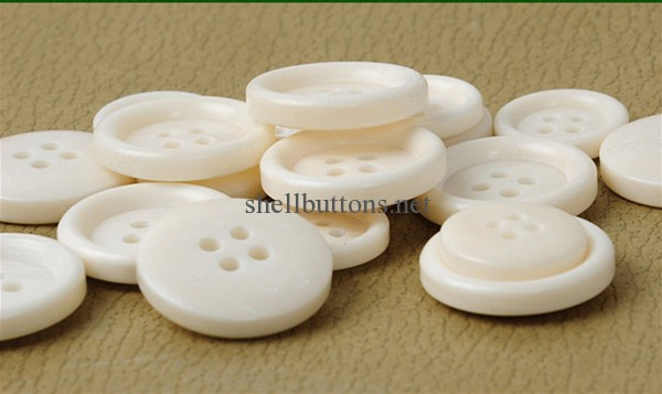 real polybone buttons wholesale