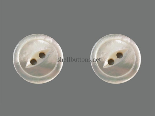 fisheye mother of pearl buttons wholesale