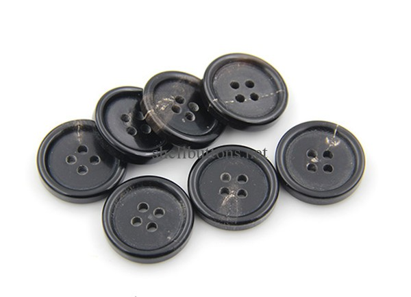 black horn buttons wholesale