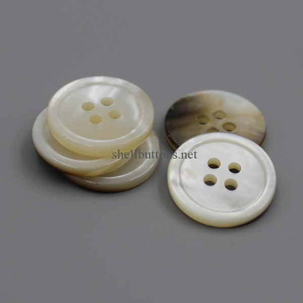 20mm mother of pearl buttons wholesale