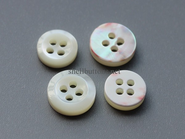 cream shell buttons cream color pearl buttons