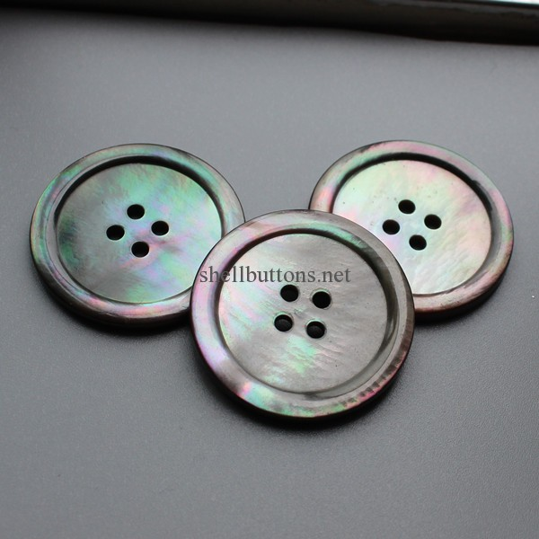 30mm 48L shell buttons wholesale