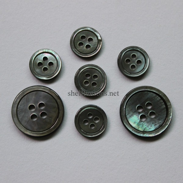 20mm 15mm shell buttons for suits