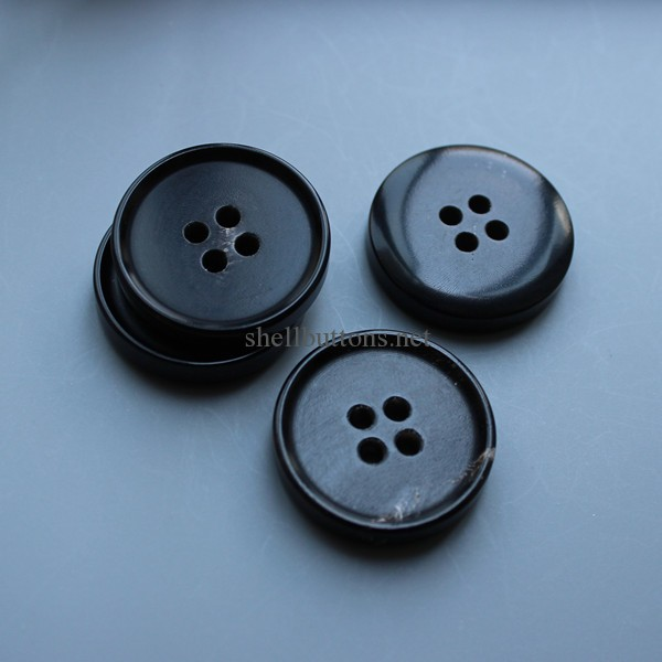 buffalo horn buttons wholesale