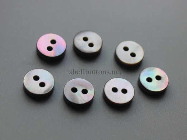 black mop buttons for shirts wholesale