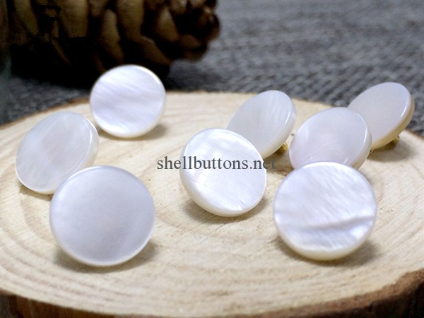 river shell shank buttons wholesale