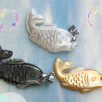 fish shape shell pendants wholesale