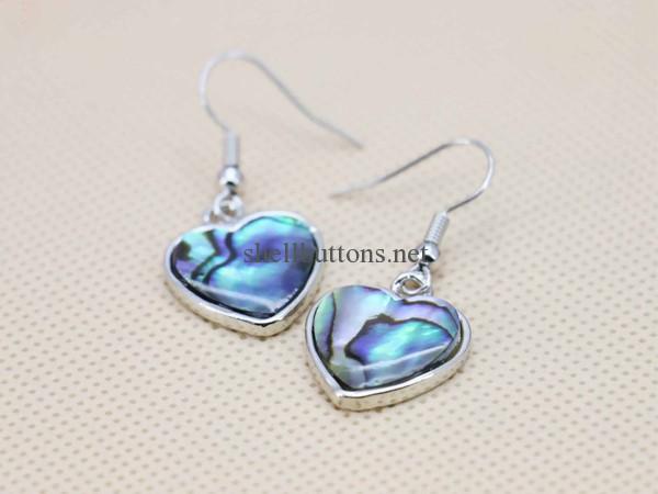 abalone shell eardrops wholesale