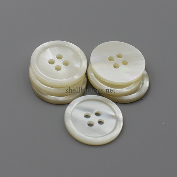 white mop suit buttons