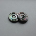 black MOP buttons wholesale