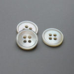 4 hole pearl buttons 15mm 20mm