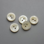 natural trocas shirt shell buttons wholesale