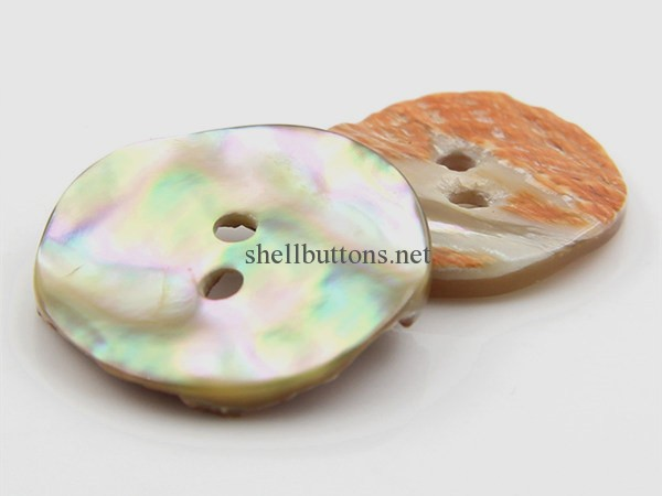30mm 48L abalone shell buttons wholesale
