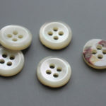 natural trocas shell buttons wholesale