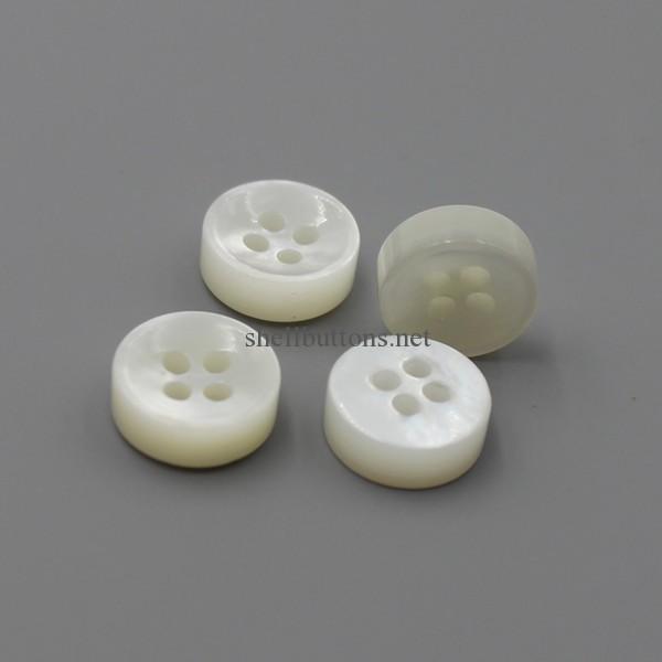 Australian MOP buttons 5mm thickness