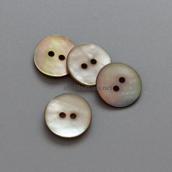 brown agoya shell buttons wholesale